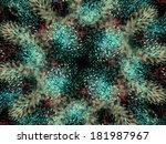 a digitally generated... | Shutterstock . vector #181987967