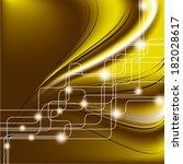 background. vector design. | Shutterstock .eps vector #182028617