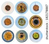 Set Of Spherical Panoramas Wit...