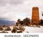 Desert View Watchtower At Gran...