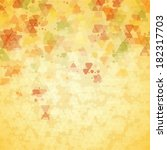 abstract mosaic backgrounds   Shutterstock .eps vector #182317703