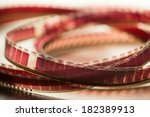 old motion picture film