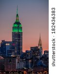 st patrick's day postcard.... | Shutterstock . vector #182436383