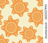 flower background | Shutterstock .eps vector #182537993