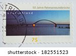 Germany   Circa 2013 A Stamps...
