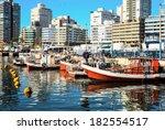 Fishing Boats  Punta Del Este ...