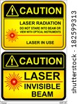 alert,attention,beam,black,caution,danger,dangerous,environmental,extreme,eyesight,graphic,illustration,industrial,industry,info
