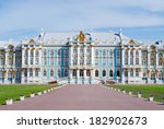 Catherine Palace In Pushkin ...