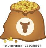 fodder | Shutterstock .eps vector #183058997