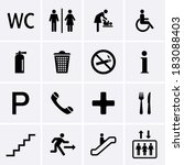 ayuda,bin,precaución:,cambio,póngase en contacto con,contorno,dirección,deshabilitar,ascensor,escalera mecánica,salida,extintor,rápido,primera,handicap