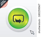 action sign icon. share symbol. ...