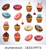 background,bakery,berry,birthday,biscuit,bow,cake,cappuccino,cherry,collection,confectionery,confections,congratulation,cream,cup