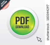 pdf download icon. upload file...