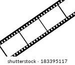 film | Shutterstock . vector #183395117