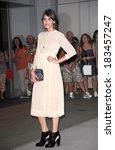 alexa chung at the september... | Shutterstock . vector #183457247