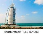 dubai  united arab emirates  ... | Shutterstock . vector #183464003