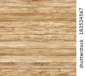 seamless bright yellow wood... | Shutterstock . vector #183524567