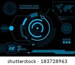 sci fi futuristic user...   Shutterstock .eps vector #183728963