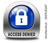 Access Denied No Access In...