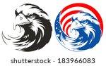 eagle | Shutterstock .eps vector #183966083