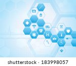 medical theme | Shutterstock .eps vector #183998057