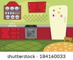 armário,cadeira,jantar,louça,gaveta,imagem,interior,interior,viver,forno,frigorífico,pia