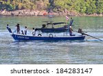 phang nga  thailand   march 11  ... | Shutterstock . vector #184283147