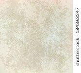 abstract grunge gray beige... | Shutterstock .eps vector #184363247
