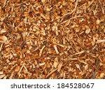 Fresh Wet Wood Chip From Alder...