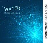 Under Water Eps 10 Vector...