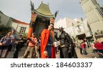 Постер, плакат: Batman and Superman outside
