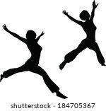 eps 10 vector illustration of... | Shutterstock .eps vector #184705367