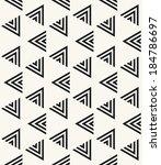vector seamless pattern. modern ... | Shutterstock .eps vector #184786697