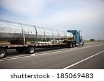transporting cell tower   part... | Shutterstock . vector #185069483