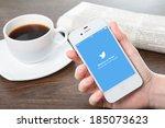 simferopol  russia   march 30 ...   Shutterstock . vector #185073623