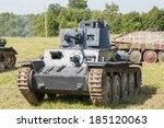 Постер, плакат: WW2 German Panzer 38