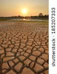 drought land so long waterless | Shutterstock . vector #185207333