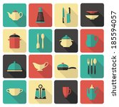 Icons Of Kitchenware And...