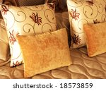 Beautiful Colorful Cushions On...