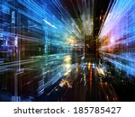 city lights series. backdrop of ... | Shutterstock . vector #185785427