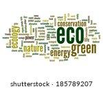 concept or conceptual abstract... | Shutterstock . vector #185789207