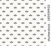 vector seamless pattern. modern ... | Shutterstock .eps vector #185939933