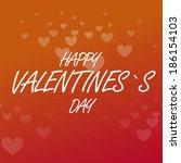 hearts   Shutterstock . vector #186154103