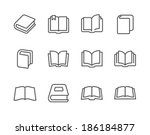 simple set of books related...