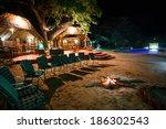 chobe  botswana   october 4...   Shutterstock . vector #186302543