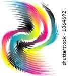 printing test   Shutterstock .eps vector #1864692