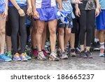 thessaloniki  greece   april 6  ... | Shutterstock . vector #186665237