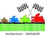 motor | Shutterstock .eps vector #18666658