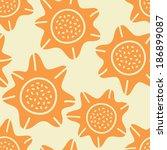 flower background | Shutterstock . vector #186899087