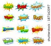 vector illustration of... | Shutterstock .eps vector #187162097